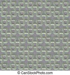 Textured metal. Seamless texture.