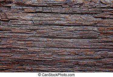 Textured old wooden grunge wooden background