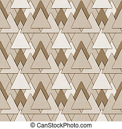 textured paper with triangle pattern