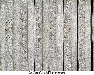 textured, parete, concreto