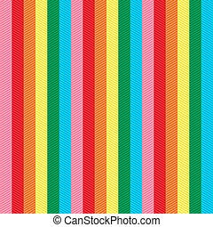 textured, raies, coloré, seamless