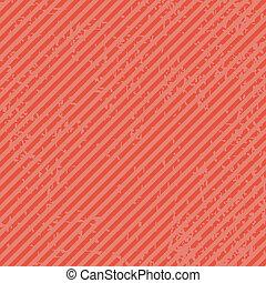 textured, retro, fundo, vermelho