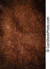 textured, sötét, barna, megkorbácsol, noha, kihangsúlyoz