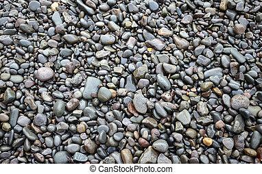 textured, tło, skała