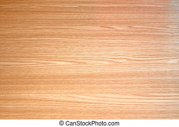 Textured wooden table in close up view from above