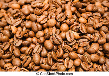 Textures Coffee Beans