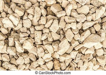 Textures gravel I Background