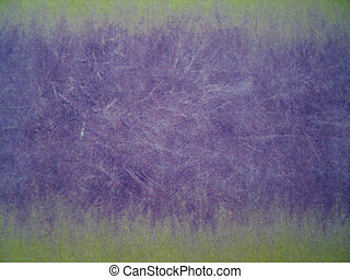 Textures I - Purple/Green paper textures for background use.