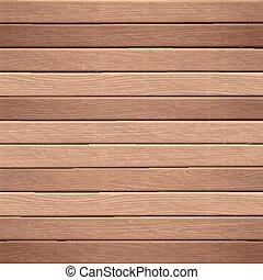 textuur, achtergrond, plank, houten