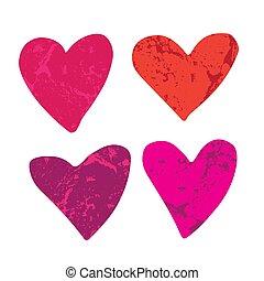 textuur, hearts-06
