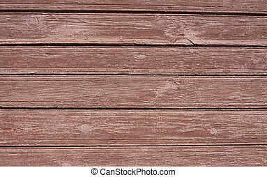 textuur, van, de, oppervlakte, bedekt, met, houten, paneling