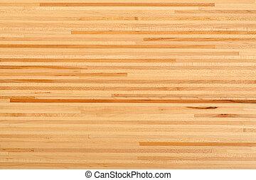 textuur, van, houten raad