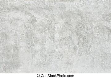 textuur, van, lege, cement, muur, gebruiken, als, multi,...