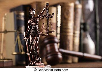 thème, justice, droit & loi