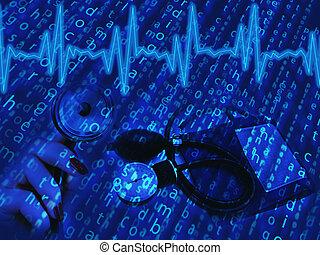 thème, monde médical