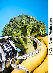 thème, santé, fitness