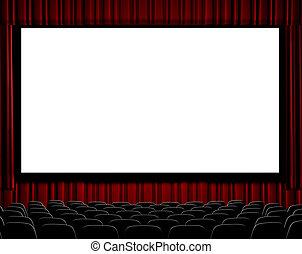 théâtre film