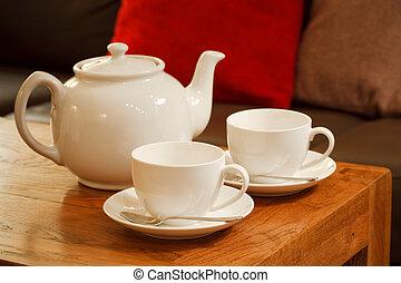 thé, anglaise