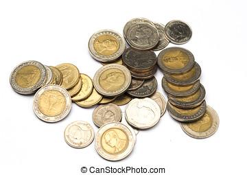thaïlande, pièces