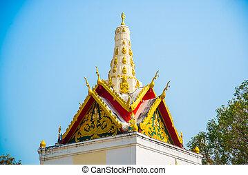 thaïlande, temple