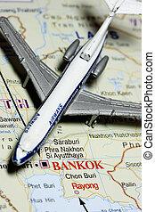thaïlande, voyage