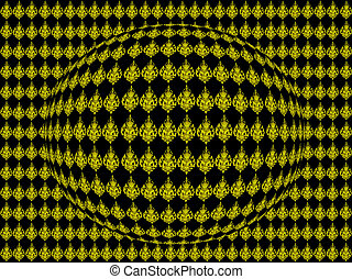 art abtract pattern - Thai art abtract pattern background...