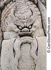 Thai Authentic statue