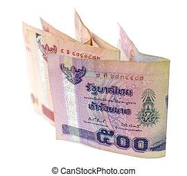 thai baht money