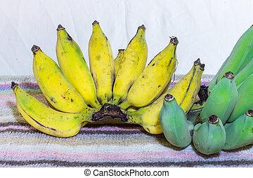 Thai Bananas Still Life
