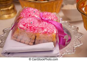 thai buddism wedding gifts candles