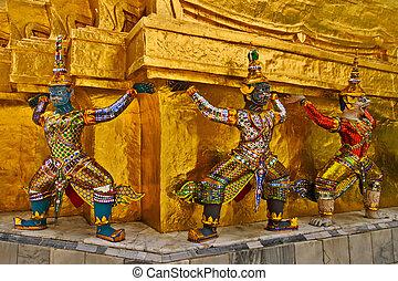 Thai Chedis