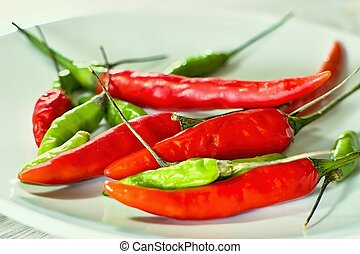 Thai Chilli pappers.