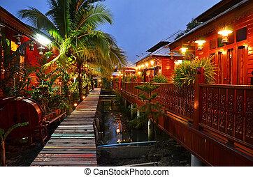 Thai Cultural Home