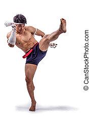 thai ember, bokszoló