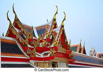 Thai Gable Roof