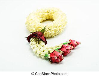 Thai garland Flowers