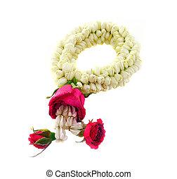 Thai garland