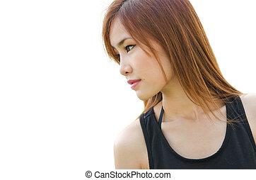 Thai girl - Adorable asian girl
