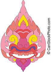 Thai graphic