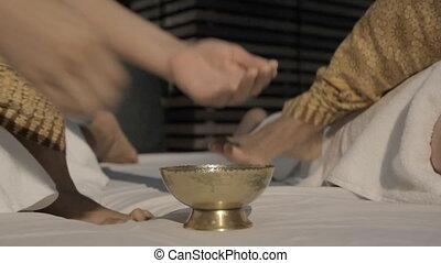Thai Massage Body Parts