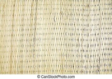 Thai native weave mat