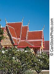 Thai northeast temple 2