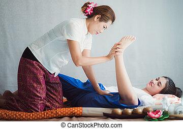 Thai original massage