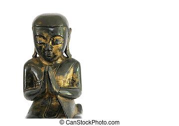 Thai statue