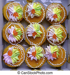 thai style cup cake