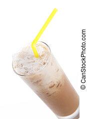 Thai style ice coffee