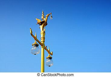 Thai style light bulb