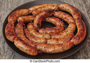 sausage - thai style sausage