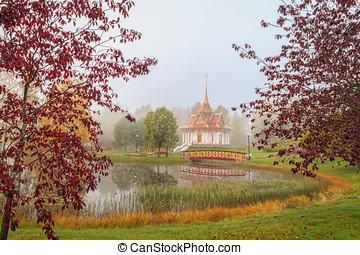 thai temple in Sweden