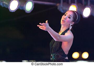 thai transsexual singer